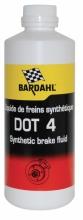 Тормозная жидкость DOT 4 BARDAHL 0.25л  4990