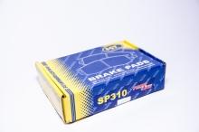 SCT Колодки SP 310 PR Lacetti