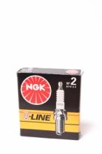 Свечи зажигания NGK-2 BPR6E 2268 Lada 2108-09 комплект 4шт