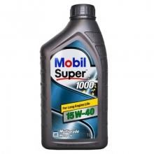 Моторное масло Mobil Super 1000 15w40 1л SL/CF-4  A3/B3