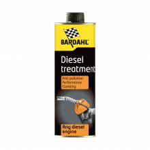 Присадка в топливо для дизеля TRAITEMENT CARBURANT DIESEL BARDAHL 0,3л  1071B