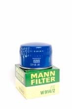 Фильтр масл. MANN ВАЗ 2108  W914/2