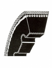 Ремінь SCT V478 AVX13 x 1200La(Ford)