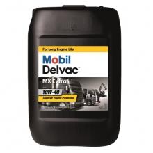 Моторное масло Mobil Delvac MX Extra 10W-40  Commercial Vehic20л CI-4/SJ, E7/A2/B2, VDS-3, RLD-2