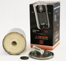 Фильтр топливный SHAFER FM41 VW LT 88-, T388-,/Golf II 87-(ез подогрева, с болтом)
