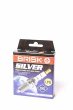 Свічки зажиг.BRISK Silver DR15YS до-кт 4шт 2110i 16v, Lanos, Sens, іномарки
