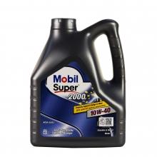 Моторне масло Mobil Super 2000 10w40 4л SL/CF