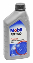 Масло для трансмиссии Mobil ATF 220 1л