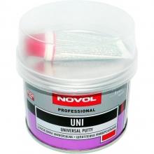 Шпатлівка Novol Uni універсальна 0,25 кг рожева