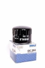 Фильтр масляный MAHLE OC 384 (маленький)