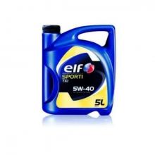 Моторное масло Elf SPORTI TXI 5w40 5л