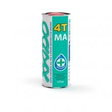 Моторне масло XADO 10w40 4T 1л зелена банку