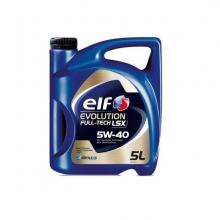 Моторное масло Elf EVOLUTION FULLTECH LSX 5w40 5л.