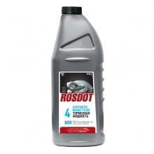 Гальмівна рідина РосДот-4 1л (сіра банку)