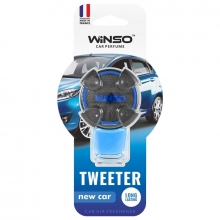 Аромат на дефлектор 8мл Winso Tweeter - New Car 530890