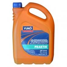 Моторное масло YUKO Praktik 20w50 5л SF/CC