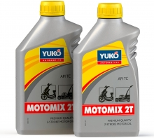 Моторне масло YUKO 2Т MOTOMIX (TC)