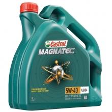 Моторне масло Castrol Magnatec 5w40 4л SN/CF А3/В4